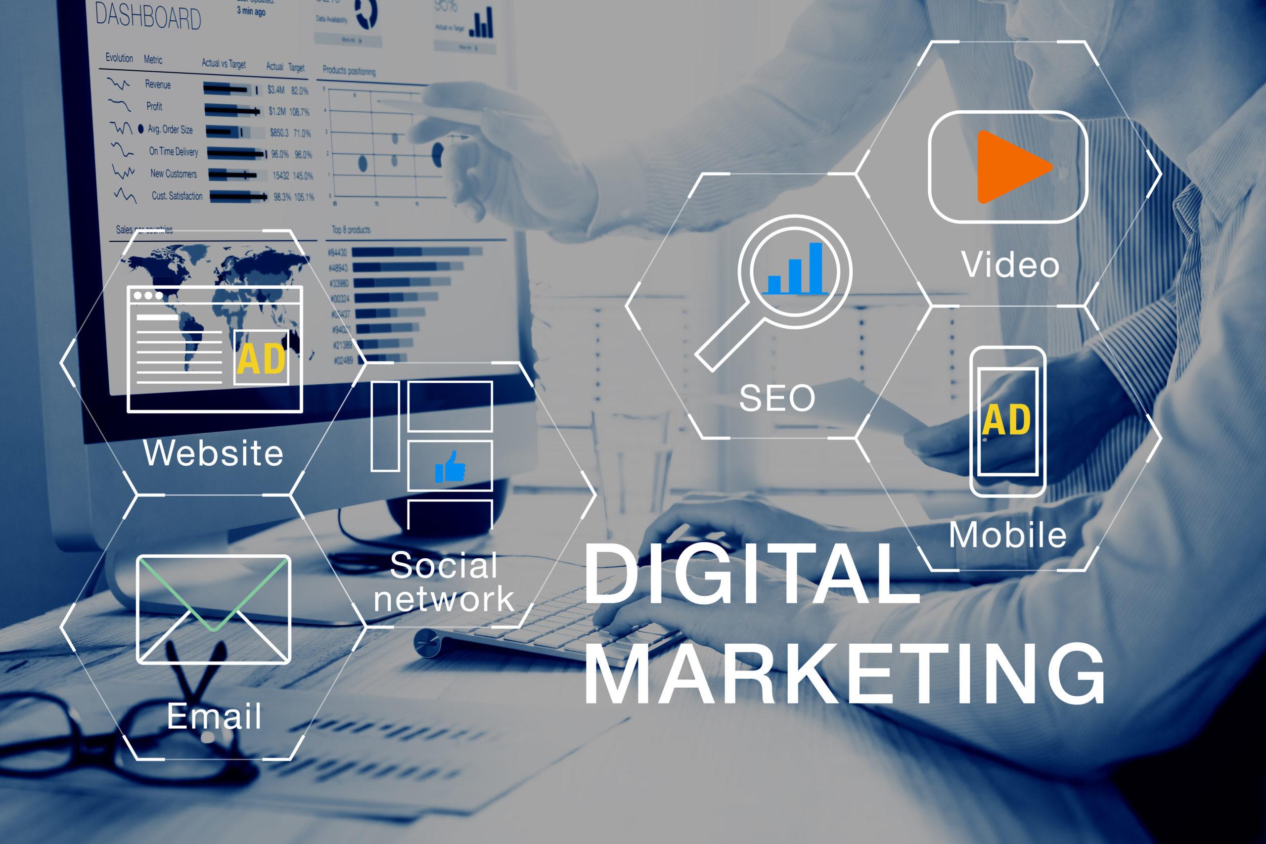 中小企業のWebマーケティング担当者が知っておくべきサービス9選!